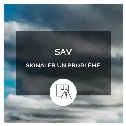 contacter le SAV