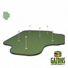 Kit Golf - 59 paneaux - Putting Green