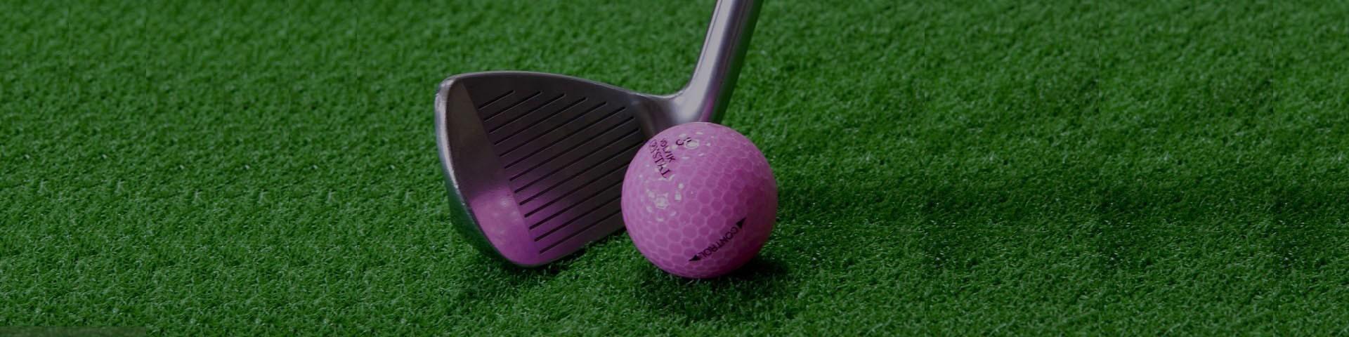 Achat de pelouse synthétique spéciale Golf : green, mini et départ
