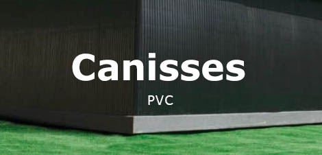 canisses clotures en pvc