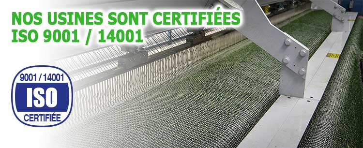 norme iso 9001 et 14001